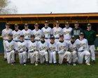 Liberty Bell Mountain Lions Boys Varsity Baseball Spring 17-18 team photo.