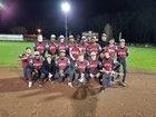 Hope Bobcats Boys Varsity Baseball Spring 17-18 team photo.