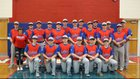 Union City Indians Boys Varsity Baseball Spring 17-18 team photo.