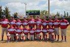 Warner Christian Academy Eagles Boys Varsity Baseball Spring 17-18 team photo.