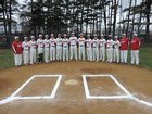 Albany Academy for Boys Cadets Boys Varsity Baseball Spring 17-18 team photo.