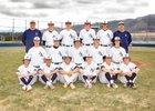 Air Academy Kadets Boys Varsity Baseball Spring 17-18 team photo.