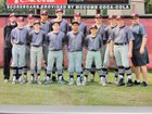 Wilkinson County Christian Rams Boys Varsity Baseball Spring 17-18 team photo.