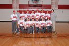 Sacred Heart Rebels Boys Varsity Baseball Spring 17-18 team photo.