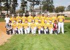 Bradley Bears Boys Varsity Baseball Spring 17-18 team photo.