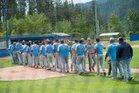 Lapwai Wildcats Boys Varsity Baseball Spring 17-18 team photo.