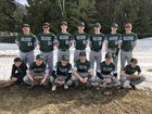 Selkirk Rangers Boys Varsity Baseball Spring 17-18 team photo.