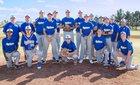 Mesilla Valley Christian School SonBlazers Boys Varsity Baseball Spring 17-18 team photo.