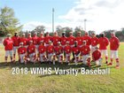 Williston Red Devils Boys Varsity Baseball Spring 17-18 team photo.