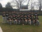 Clinton Yellowjackets Boys Varsity Baseball Spring 17-18 team photo.