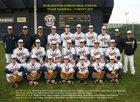 Burlington-Edison Tigers Boys Varsity Baseball Spring 17-18 team photo.
