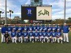 Ridgeview Panthers Boys Varsity Baseball Spring 17-18 team photo.