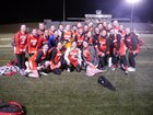 Scott County Cardinals Girls Varsity Lacrosse Spring 17-18 team photo.