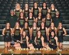 Fremd Vikings Girls Varsity Lacrosse Spring 17-18 team photo.