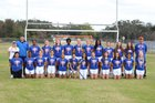 Bartow Yellow Jackets Girls Varsity Lacrosse Spring 17-18 team photo.