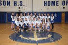 Hendrick Hudson Sailors Girls Varsity Lacrosse Spring 17-18 team photo.