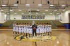 Edgewood Lions Boys JV Basketball Winter 17-18 team photo.