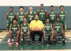 Independence Patriots Boys JV Basketball Winter 17-18 team photo.
