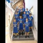 Jal Panthers Boys JV Basketball Winter 17-18 team photo.