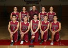 Mark Keppel Aztecs Boys JV Basketball Winter 17-18 team photo.