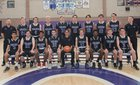 Carlsbad Lancers Boys JV Basketball Winter 17-18 team photo.