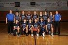 Ida Baker Bulldogs Boys JV Basketball Winter 17-18 team photo.