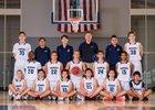 Calvary Christian Warriors Boys JV Basketball Winter 17-18 team photo.