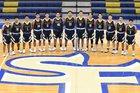 Santa Fe Demons Boys JV Basketball Winter 17-18 team photo.