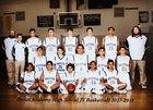 Orcutt Academy Spartans Boys JV Basketball Winter 17-18 team photo.