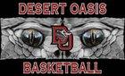 Desert Oasis Diamondbacks Boys JV Basketball Winter 17-18 team photo.