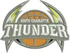 South Charlotte Thunder Thunder Boys JV Basketball Winter 17-18 team photo.