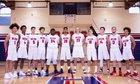 Wilson Rams Boys JV Basketball Winter 17-18 team photo.
