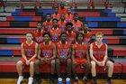 Pine Forest Eagles Boys JV Basketball Winter 17-18 team photo.