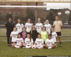 Ashley Screaming Eagle Girls JV Soccer Spring 17-18 team photo.