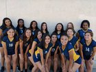 Highland Hornets Girls JV Volleyball Fall 18-19 team photo.
