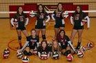 Grants Pirates Girls JV Volleyball Fall 18-19 team photo.