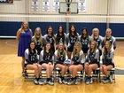 Jackson Academy Raiders Girls JV Volleyball Fall 18-19 team photo.