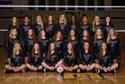 Lakeside Rams Girls JV Volleyball Fall 18-19 team photo.