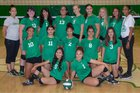 Albuquerque Bulldogs Girls JV Volleyball Fall 18-19 team photo.