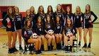 Brandon Bulldogs Girls JV Volleyball Fall 18-19 team photo.