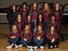 Desert Mountain Wolves Girls JV Volleyball Fall 18-19 team photo.