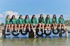 Hagerman Bobcats Girls JV Volleyball Fall 18-19 team photo.