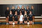 Oak Grove Grizzlies Girls JV Volleyball Fall 18-19 team photo.