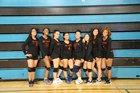 De Anza Dons Girls JV Volleyball Fall 18-19 team photo.