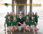 Patrick Henry Patriots Girls JV Volleyball Fall 18-19 team photo.