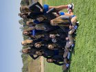 Folsom Bulldogs Girls JV Volleyball Fall 18-19 team photo.