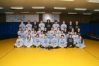 Ferndale Golden Eagles Boys JV Wrestling Winter 18-19 team photo.
