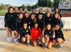 Lake Highland Prep Highlanders Girls JV Soccer Winter 18-19 team photo.