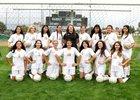 Ontario Christian Knights Girls JV Soccer Winter 18-19 team photo.