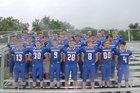 Mountainburg Dragons Boys Varsity Football Fall 18-19 team photo.